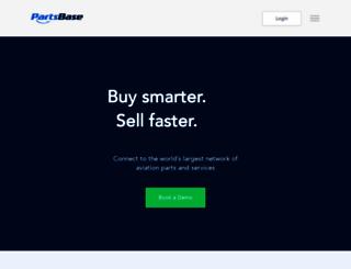 partsbase.com screenshot