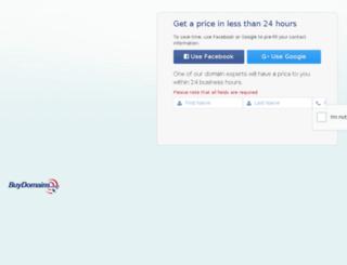 partsregistry.com screenshot