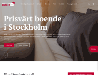 parttimehome.se screenshot