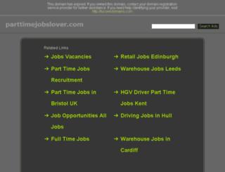 parttimejobslover.com screenshot