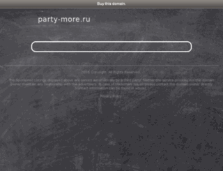 party-more.ru screenshot