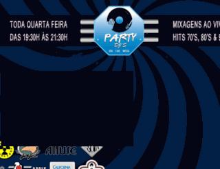 partydjs.com.br screenshot