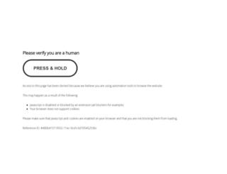 partylite.com screenshot