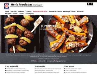partypan.nl screenshot