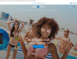 partypatch.com screenshot