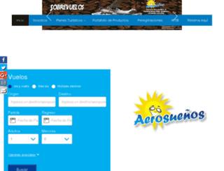 pasabordo.com screenshot