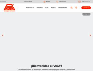 pasaimper.com screenshot