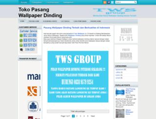 pasangwallpapermurah.blogspot.com screenshot