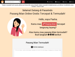 pasarindo.com screenshot