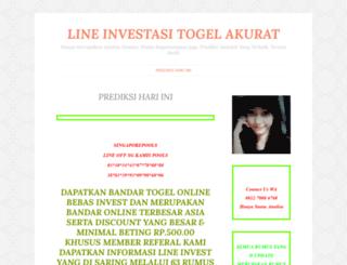 pasarjudi.wordpress.com screenshot