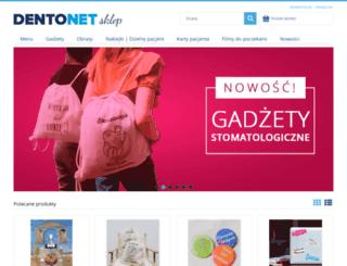 pasaz.dentonet.pl screenshot
