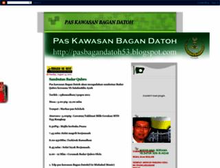pasbagandatoh53.blogspot.com screenshot