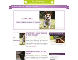 pasbetes.com screenshot