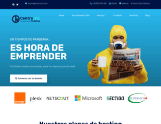 pascal.centrored.net screenshot