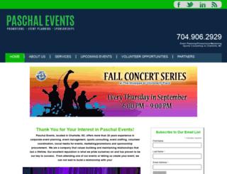 paschalpromotions.com screenshot