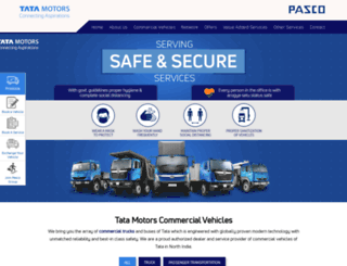 pascotata.com screenshot