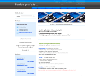 pasivni-prijem3.webnode.cz screenshot