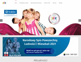pasja.krakow.pl screenshot