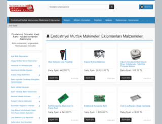paslanmazsanayimutfagi.com screenshot