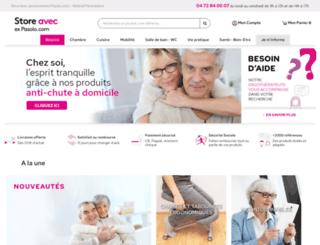 pasolo.com screenshot