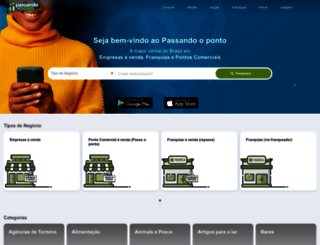 passandooponto.com.br screenshot