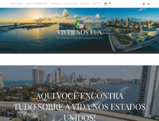 passaportebrasilusa.com screenshot