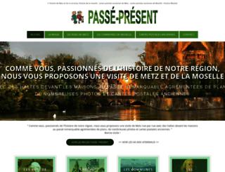 passe-present.com screenshot