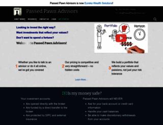 passedpawnadvisors.com screenshot