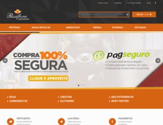 passiflorasuplementos.com.br screenshot