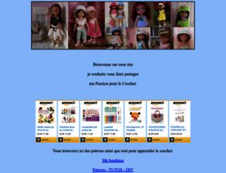 passion-crochet.com screenshot