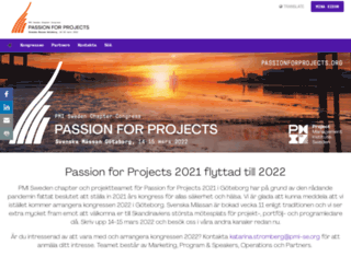 passionforprojects.org screenshot
