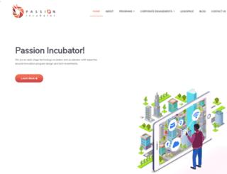 passionincubator.ng screenshot