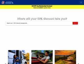 passport-america.com screenshot