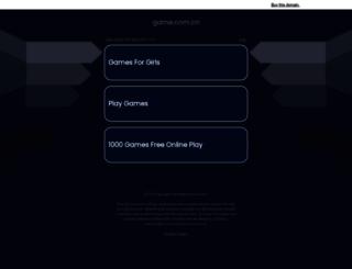 passport.game.com.cn screenshot