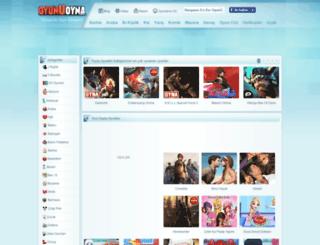 pasta.oyunuoyna.com screenshot