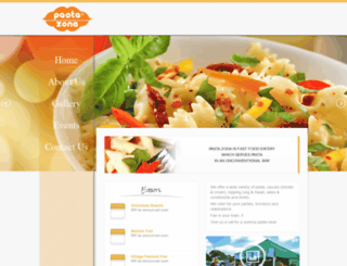 pastazona.com screenshot