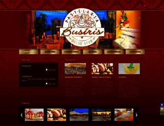 pastelariabusiris.com screenshot