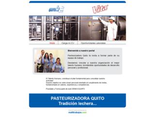 pasteurizadoraquito.bumeran.com.ec screenshot