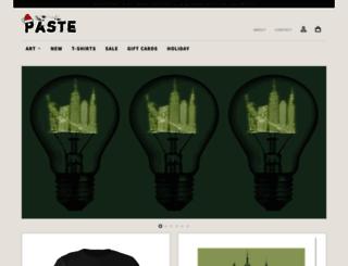 pasteusa.com screenshot
