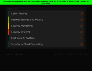 pastie.securitygeeks.net screenshot