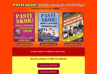 pastiskor.com.my screenshot