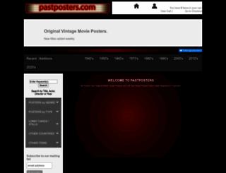 pastposters.com screenshot