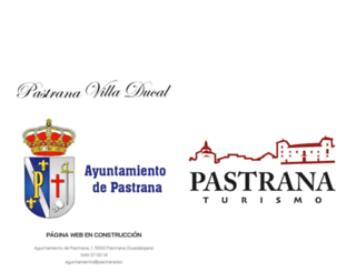 pastrana.org screenshot