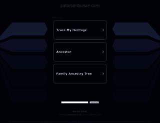 patartambunan.com screenshot
