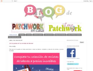 patchencasa.blogspot.com screenshot