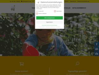 pate-ev.de screenshot