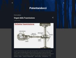 patentandocci.blogspot.it screenshot