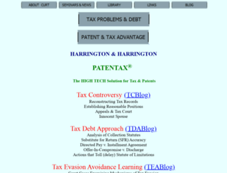 patentax.com screenshot
