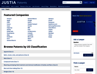 patents.justia.com screenshot