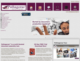 pathagoras.com screenshot